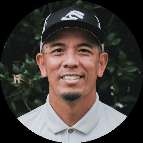 Jey Bacani, PGA Golf Pro