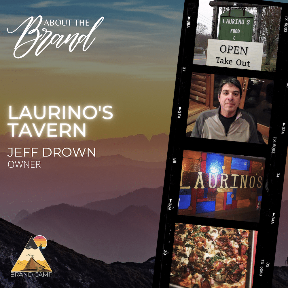 about the brand - Laurino's Tavern