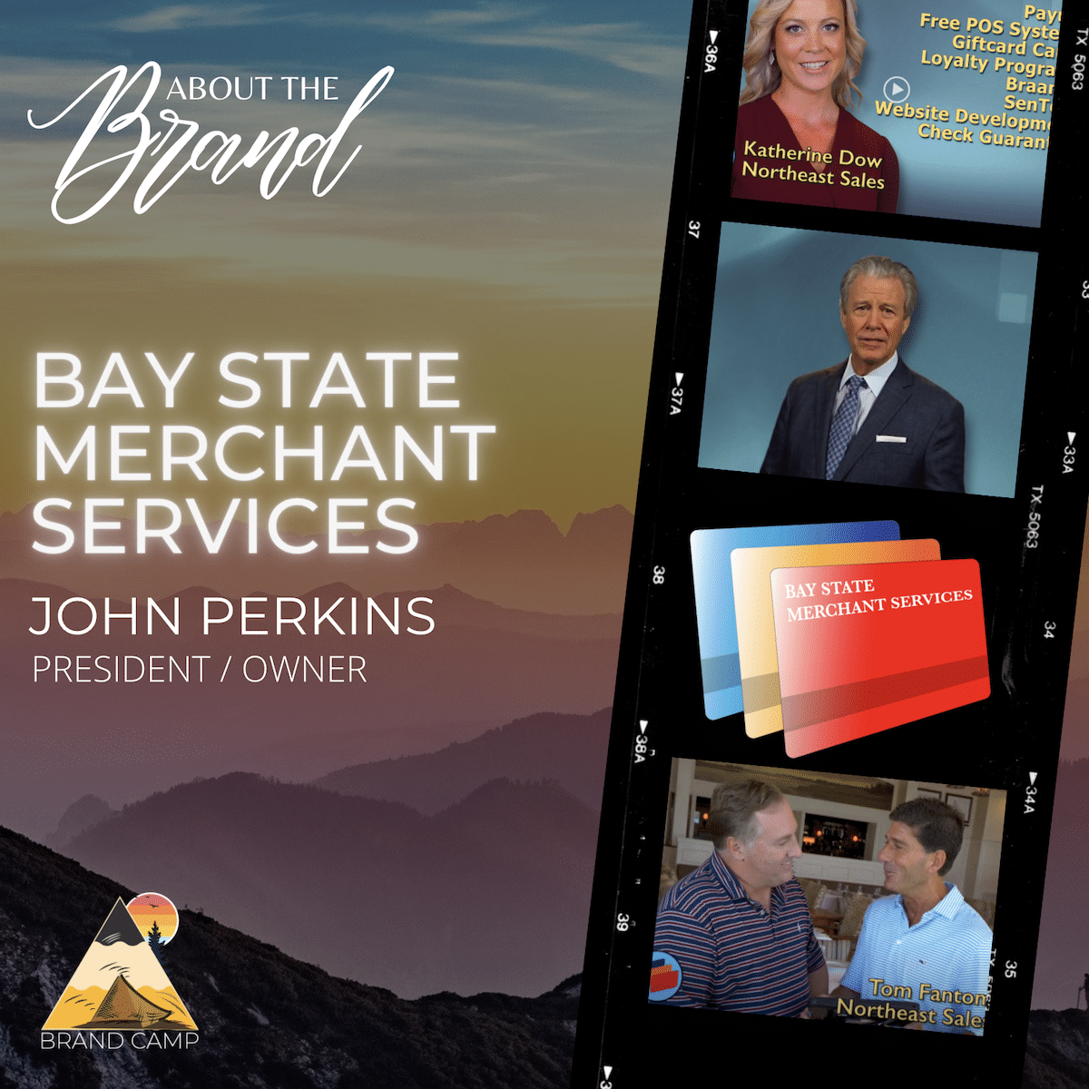 about the brand - bay state merchant services
