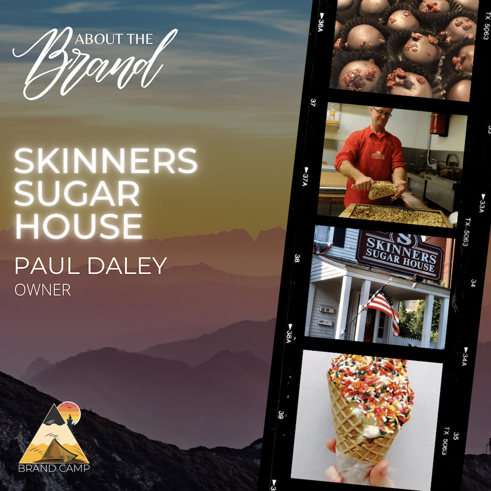 about the brand - skinners sugar house