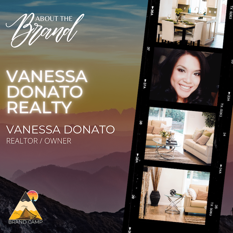 about the brand - vanessa donato realty
