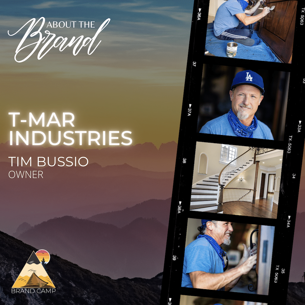 about the brand - T-MAR Industries