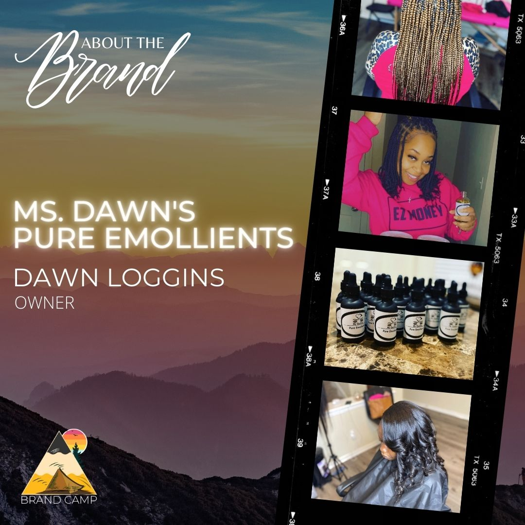 About The Brand - Ms Dawn's Pure Emollients