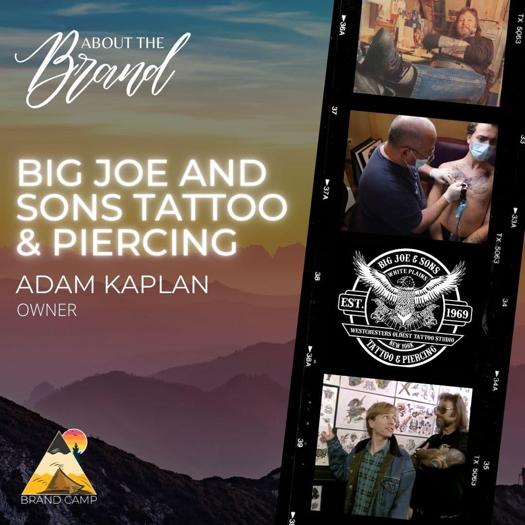 Big Joe's Tattoo - About The Brand