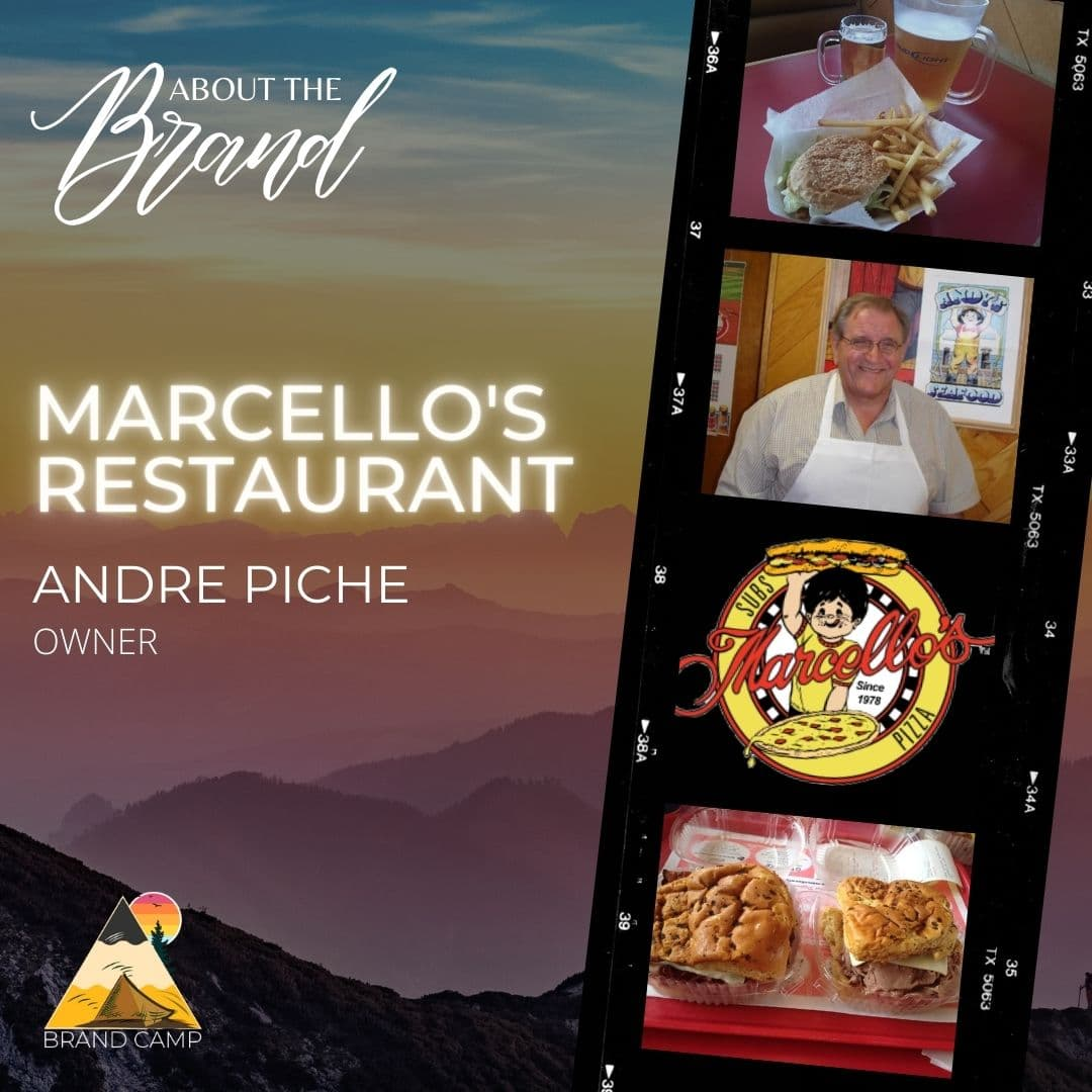 Marcello's Subs & Pizza - About The Brand